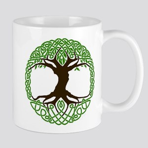 Colored Tree of Life Mug